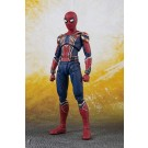 S.H Figuarts Avengers Infinity War Iron Spider & Tamashii Stage