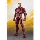 S.H Figuarts Avengers Infinity War Iron Man Mark 50 Tamashii DLX Set