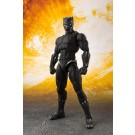S.H Figuarts Avengers Infinity War Black Panther & Tamashii Effect DLX Set