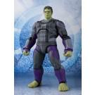 S.H Figuarts Avengers Endgame Quantum Suit Hulk Action Figure