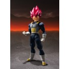 S.H Figuarts Dragon Ball Super Saiyan God SS Vegeta