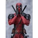 S.H. Figuarts Deadpool Action Figure ( 2016 Movie Version )
