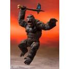 Godzilla vs. Kong 2021 S.H. MonsterArts Action Figure King Kong