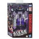 Guerra de transformadores para Cybertron Siege Deluxe Barricade