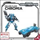 Transformers War For Cybertron Siege Chromia Netflix Exclusive
