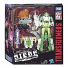 Transformers Siege Greenlight & Dazlestrike