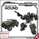Transformers War For Cybertron Siege Hound Netflix Exclusive