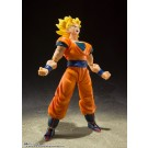 Dragonball Z S.H. Figuarts Super Saiyan Full Power Son Goku Action Figure