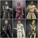 Star Wars Black Series Wave 20 Set of 6
