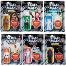Star Wars Retro Series Wave 1 Set of 6