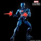 Marvel Legends Stealth Iron Man ( Ursa Major BAF )