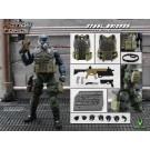 Action Force Steel Brigade 1/12 Scale Action Figure
