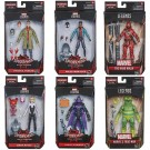 Marvel Legends Stilt Man Series Set of 6 Action Figures With Build A Figure