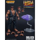 Ultra Street Fighter II: The Final Challengers Evil Ryu 1:12 Scale Action Figure