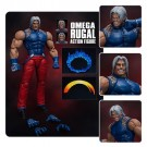 King of Fighters 98 Omega Rugal 1:12 escala de figura de acción