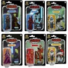Star Wars The Vintage Collection Clone Wars 2D Set of 6 Figures