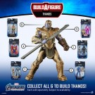Marvel Legends Armoured Thanos BAF Wave Set of 6