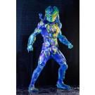 NECA depredador Predator visión térmica fugitivo
