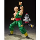 Dragon Ball Z S.H. Figuarts Tien and Chiaotzu Action Figure 2-Pack