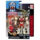 Transformers Titans Return Deluxe Chromedome & Stylor