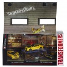 Transformers Bumblebee Evolution 3 Pack Exclusive