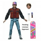 NECA Back To The Future Part 2 Ultimate Marty McFly Action Figure