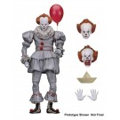 IT Ultimate Pennywise ( 2017 ) Action Figure