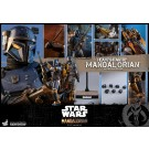 Hot Toys Heavy Mandalorian 1/6th Scale Action Figure TMS010