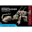 Transformers Studio Series Voyager Bonecrusher