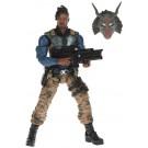 Marvel Legends Black Panther onda militar Erik Killmonger