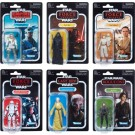 Star Wars The Vintage Collection Wave 1 2018 Sealed Case of 8