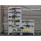 Action Force Weapons Gear Pack ( Alpha ) Accessory Set