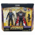 Marvel Legends Winter Soldier y Falcon 2 Pack