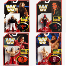 WWE Retro Series 6 Set of 4