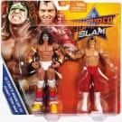 WWE Summerslam Battle Pack Ultimate Warrior Vs Honky Tonk Man