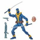 Marvel Legends X-Men Deadpool Green Costume Action Figure