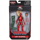 Marvel Legends Deadpool Wave 2 Lady Deadpool