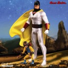 Mezco One:12 Collective Space Ghost Glow In The Dark Excl