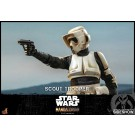 Hot Toys Star Wars The Mandalorian Scout Trooper 1/6 Scale Figure
