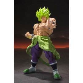 S.H Figuarts Dragon Ball Super Saiyan Broly Fullpower