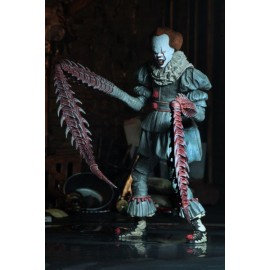 IT (2017) Ultimate Dancing Pennywise Action Figure