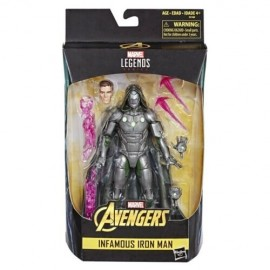 Marvel Legends Infamous Iron Man Exclusive
