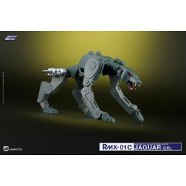 Mastermind Creations Ocular Max Jaguar Cel and Cage TFCON Exclusive 1 PER CUSTOMER