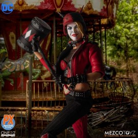 Mezco One:12 Collective PX Previews Harley Quinn Playing For Keeps Edition
