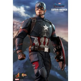 Hot Toys 1:6 Captain America – Avengers: Endgame