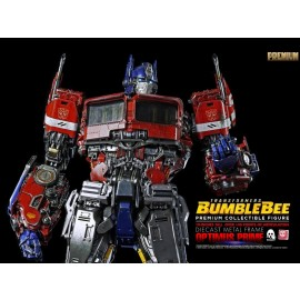 ThreeZero X Hasbro Transformers Bumblebee Movie Optimus Prime 19 Inch Premium Figure