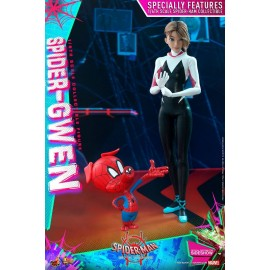 Hot Toys Spider-Man: Into the Spider-Verse Spider Gwen 1/6 Scale Figure