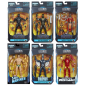 Marvel Legends Black Panther Wave 1 Okoye BAF Set of 6