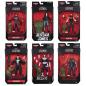 Marvel Legends Netflix Set de 6 cosa de hombre construir una figura
