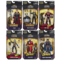 Marvel Legends Infinity War Wave 2 Set of 6 Cull Obsidian